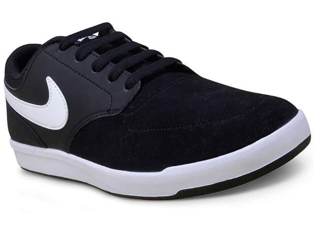 Tênis Masculino Nike 749477-002 sb Fokus Preto/branco