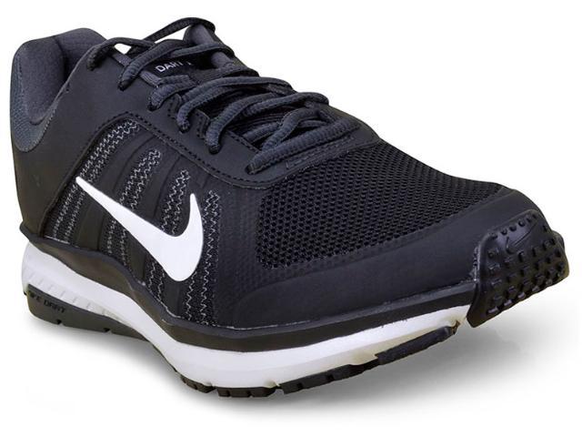Tênis Masculino Nike 831533-001 Dart 12 Msl  Preto/branco