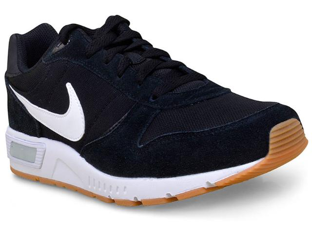 Tênis Masculino Nike 644402-006 Nightgazer Preto/branco