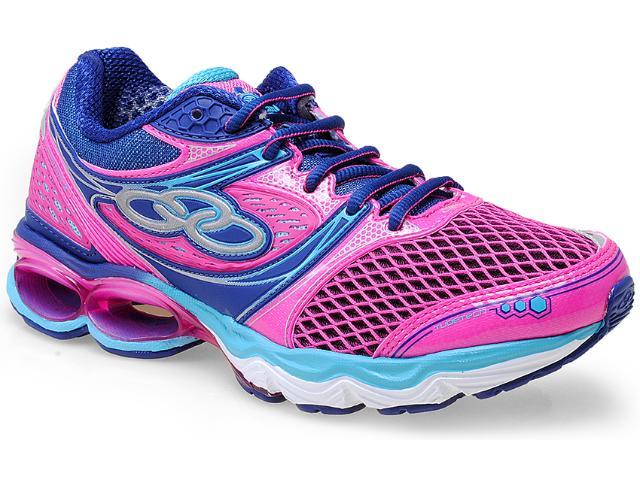 Tênis Feminino Olympikus Position 2 992 Pink/cobalto