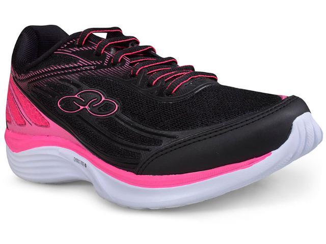 Tênis Feminino Olympikus Starter 341 Preto/pink