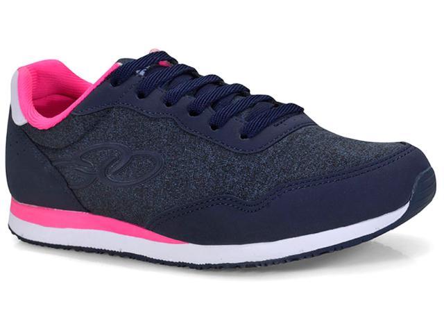Tênis Feminino Olympikus Fancy 265 Marinho/pink
