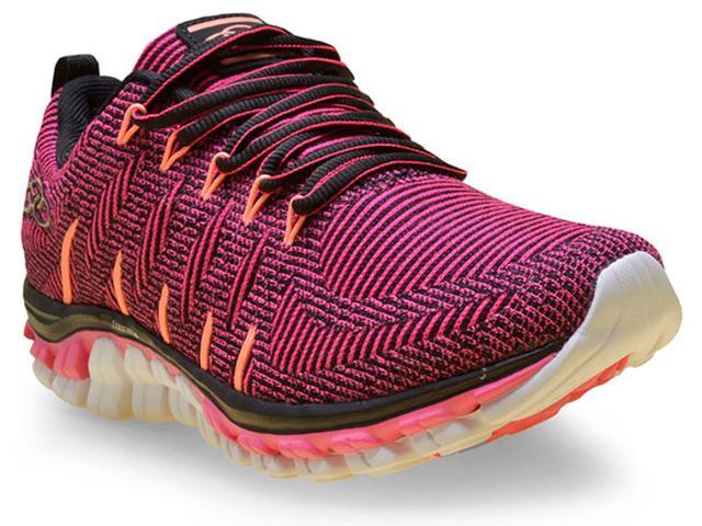 Tênis Feminino Olympikus Style 298 Pink/preto