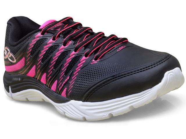 Tênis Feminino Olympikus Supra 339 Preto/pink