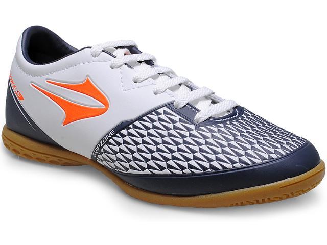 Tênis Masculino Topper 4132952 Provoke Iii Azul/laranja/branco