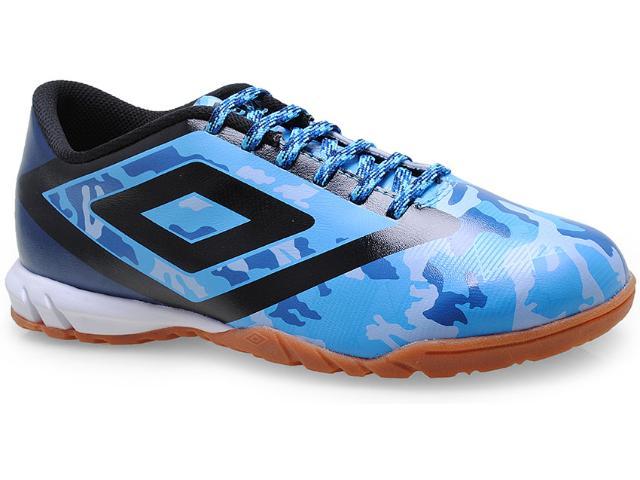 Tênis Masculino Umbro Of72033 Azul/marinho/preto
