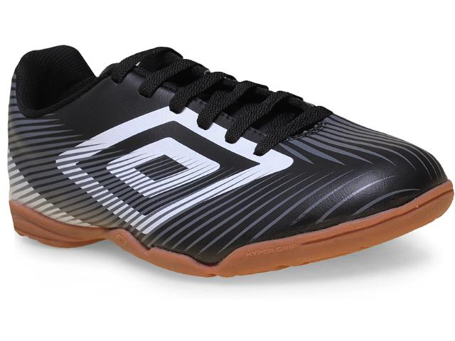 Tênis Masculino Umbro Of72049 128 Speed ii Preto/branco/chumbo