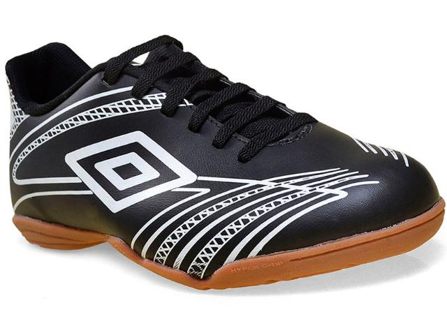 Tênis Masculino Umbro Of72059 122  id Kicker Iii Preto/branco