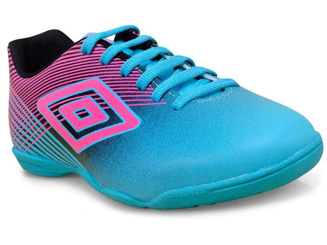 Tênis Masculino Umbro of 72075 310 Slice Iii  Azul/pink