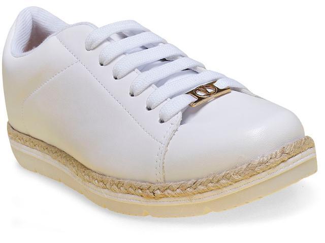Tênis Feminino Vizzano 1212207 Branco