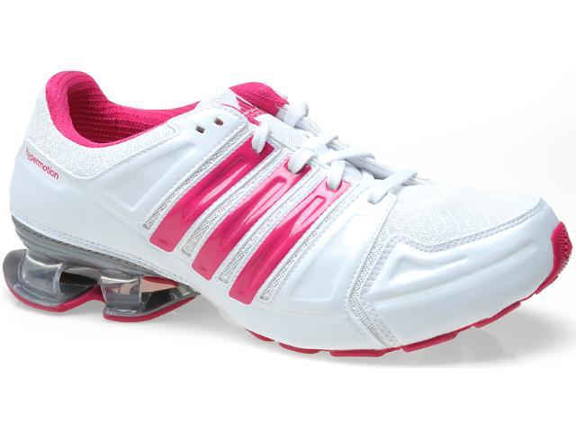 Tênis Feminino Adidas G96658 Hypermotion hl w  Branco/pink