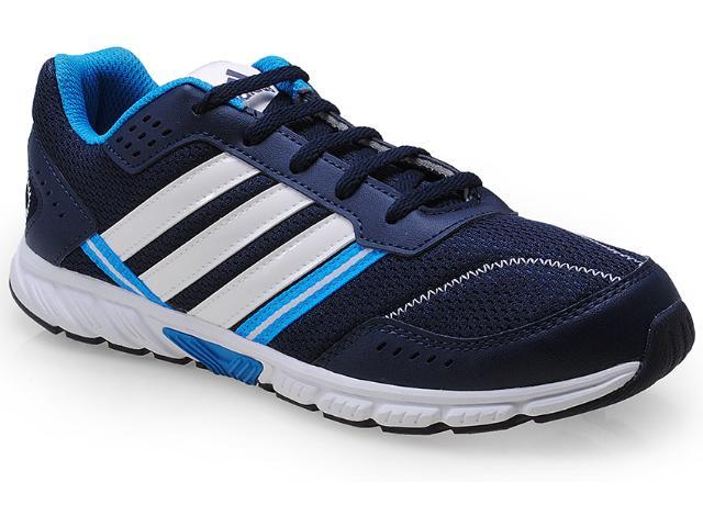 Tênis Masc Infantil Adidas D65306 Afaito lt k Marinho/branco/azul