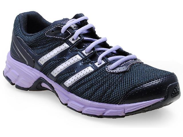 Tênis Feminino Adidas D67122 Roadmace w Chumbo/lilas
