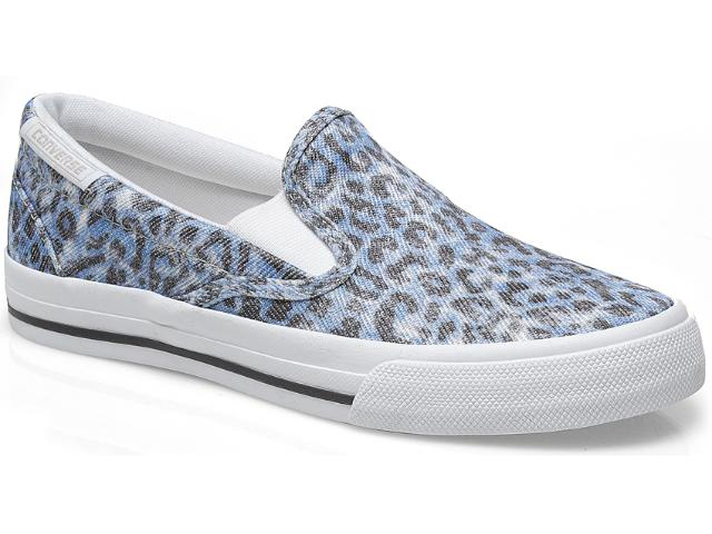 Tênis Feminino All Star Cr238734 Azul Denin