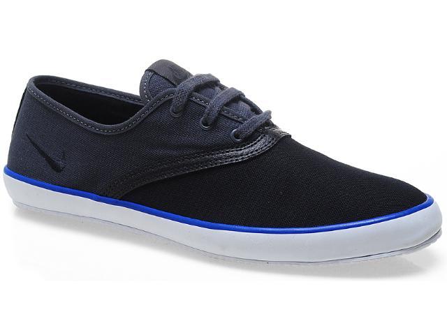 Tênis Masculino Nike 526171-001 Deuce br Preto/chumbo