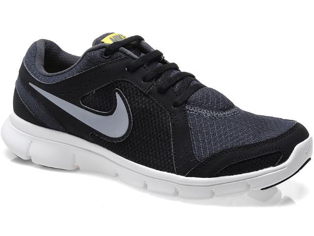 Tênis Masculino Nike 599542-003 Flex Experience rn 2 Msl Preto/branco