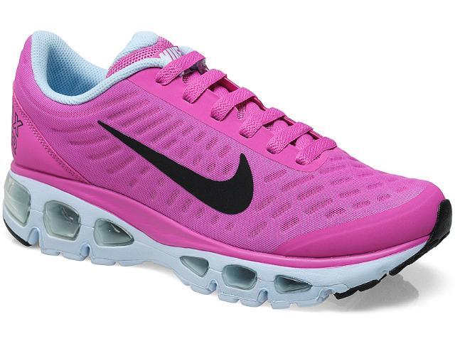 Tênis Feminino Nike 555415-604 Air Max Tailwind 5 Violeta/preto