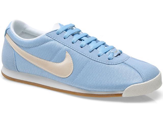 Tênis Feminino Nike 580559-402 Riviera Txt Azul Bebê
