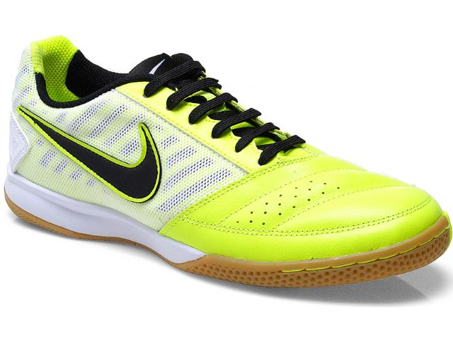 Tênis Masculino Nike 580453-701 Gato ii Limão/branco