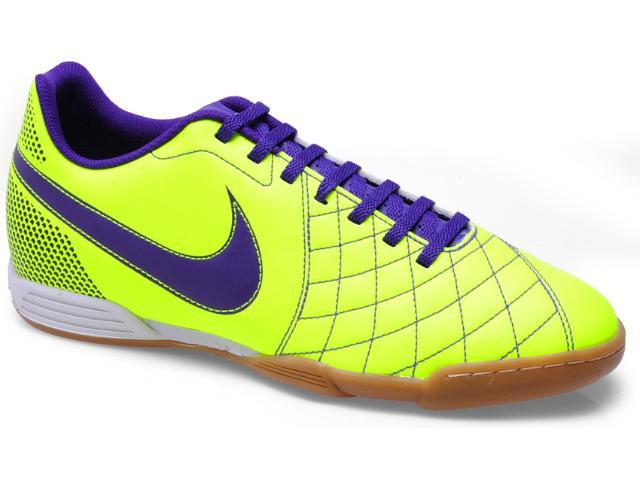 Tênis Masculino Nike 603787-700 Flare ic Limão/roxo