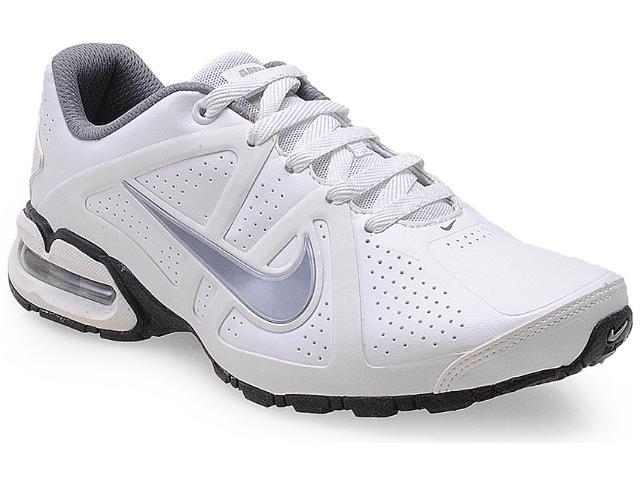 Tênis Masculino Nike 580430-100 Air Max Lte 3 sl Emb Branco/cinza