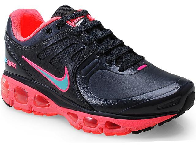Tênis Feminino Nike 526327-011 Wmns Air Max Tailwind 2 Chumbo/preto/coral
