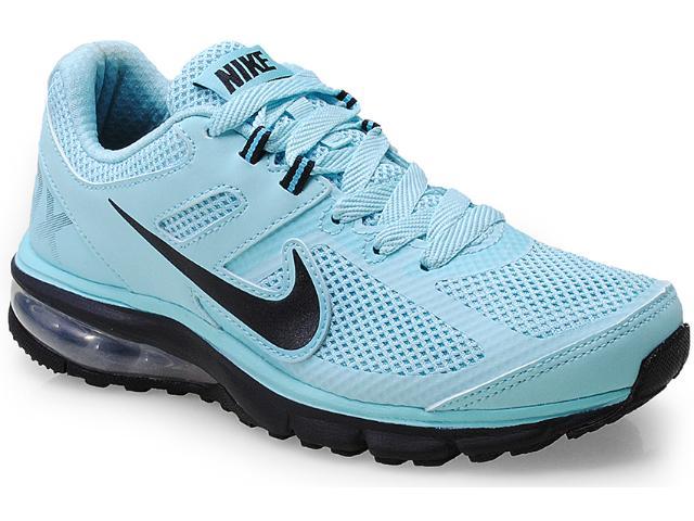 Tênis Feminino Nike 599390-404 Wmns Air Max Defy rn Azul Claro/preto