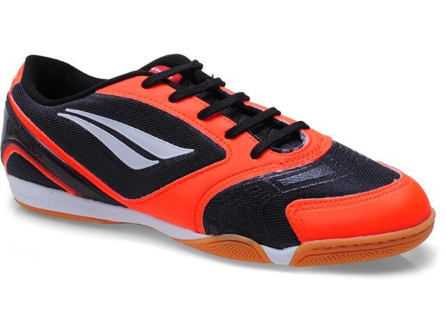 Tênis Masculino Penalty 120909 Viento ii Preto/laranja Neon