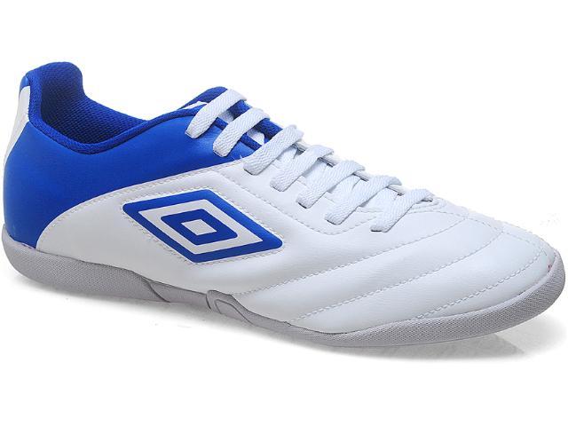 Tênis Masculino Umbro Prime 2013 Of72003 Branco/azul