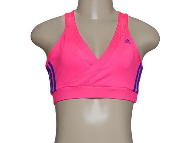 Top Feminino Adidas M37235 Cross Vida wk Pink