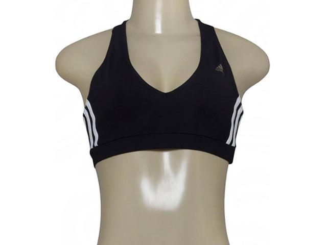 Top Feminino Adidas Ao0086 Forma Wkt Preto