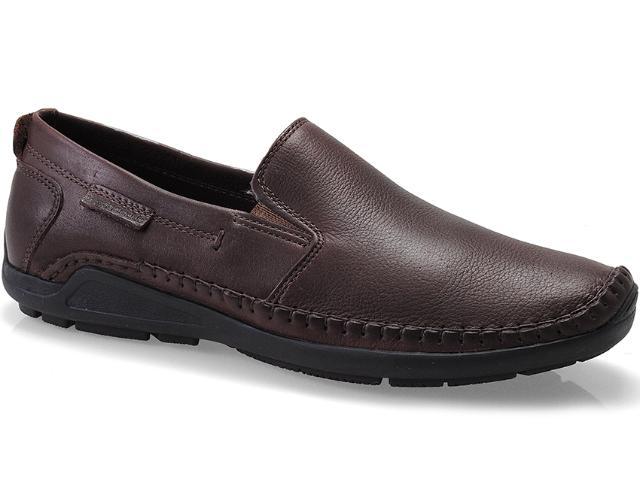 Sapato Masculino Ferricelli Lb11200 Brown