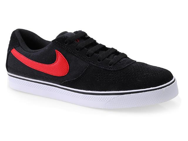 Tênis Masculino Nike 442477-062 Mavrk Low 2  Preto/vermelho