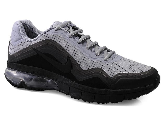 Tênis Masculino Nike 553642-001 Air Max tr 180 sl Preto/cinza