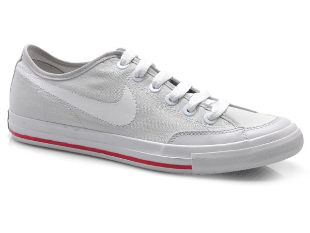 Tênis Masculino Nike 474141-007 go Low Canvas Gelo