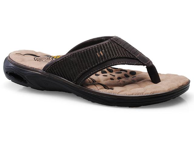 Chinelo Masculino West Coast 74211-4 Café