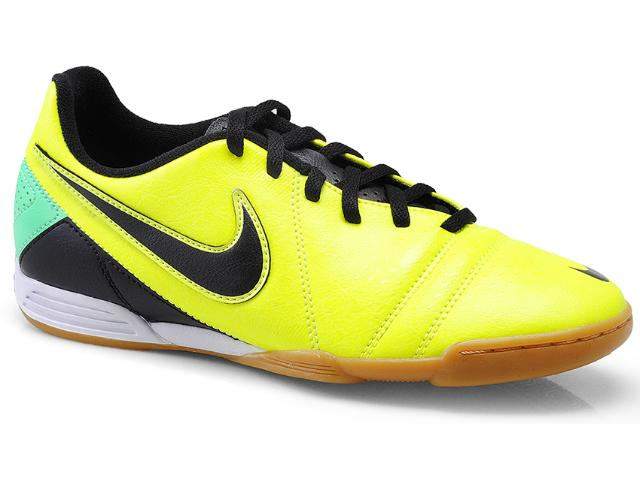 Tênis Masculino Nike 525177-703 Ctr360 Enganche Iii ic Limão/verde Claro