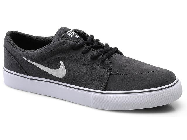 Tênis Masculino Nike 536404-013 Satire Chumbo