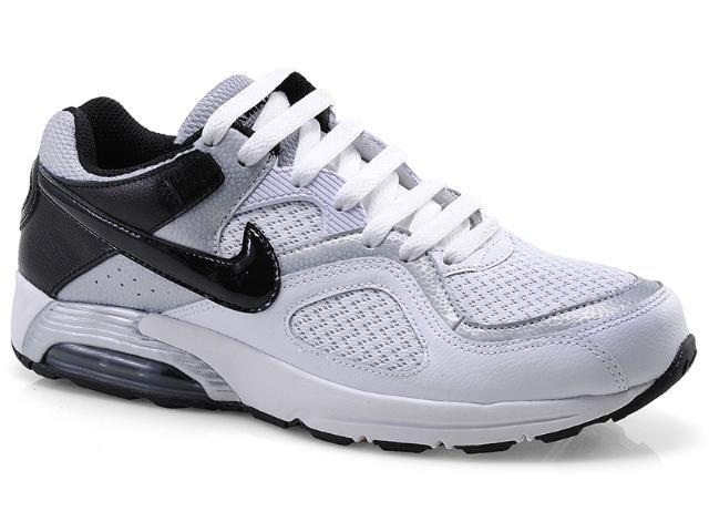 Tênis Masculino Nike 418115-113 Air Max go Strong Branco/preto/prata