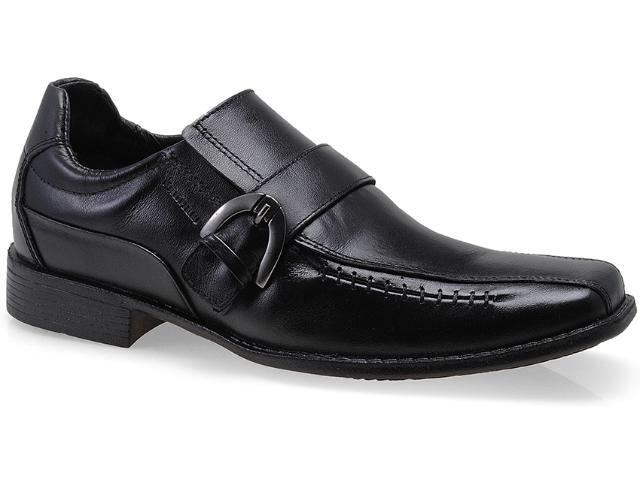 Sapato Masculino Fegalli 14030 Preto