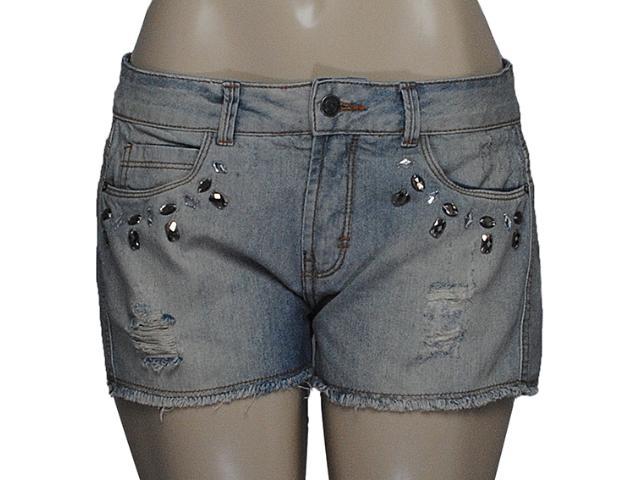 Short Feminino Dzarm Z6z6 Sn565z Jeans