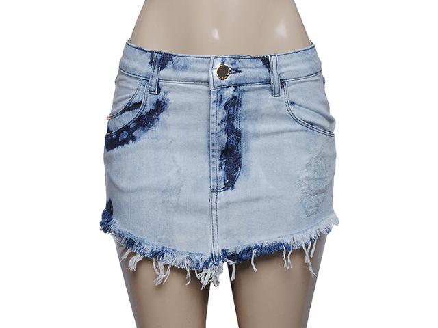 Saia Feminina Coca-cola Clothing 83200472 Jeans.