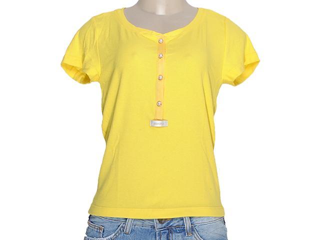 Blusa Feminina Moikana 11166 Amarelo