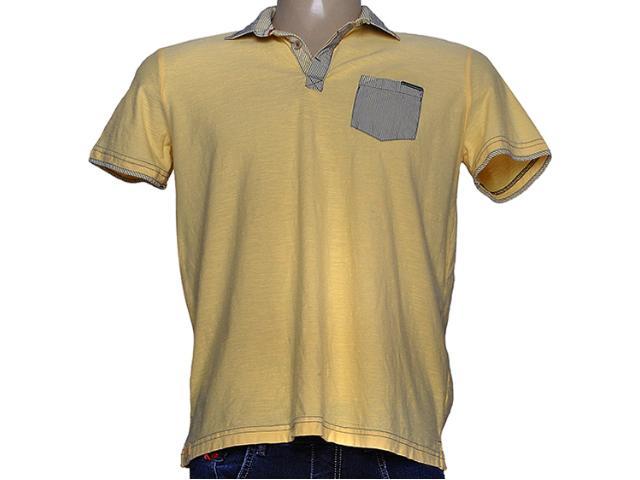 Camisa Masculina dj 0302634 Amarelo