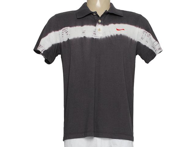 Camisa Masculina Coca-cola Clothing 253200556 Chumbo