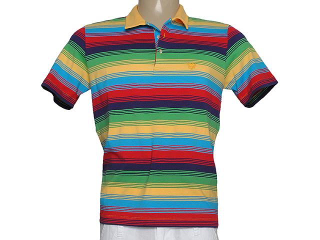 Camisa Masculina Cavalera Clothing 03.01.3751 Listrado Color
