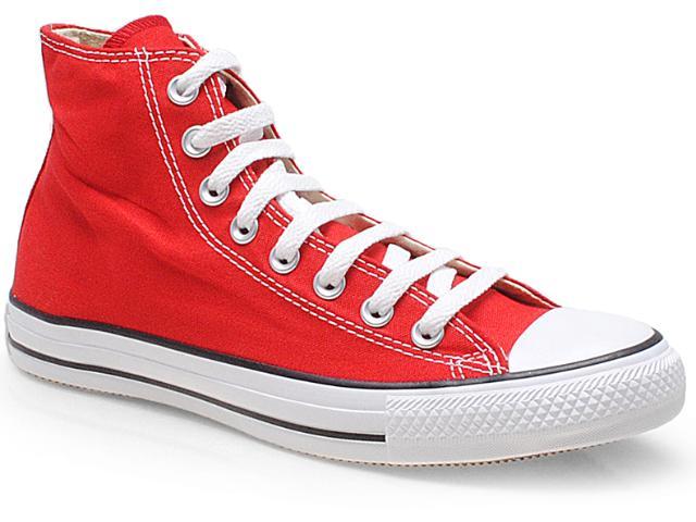 Tênis Unisex All Star Ct112004 Vermelho