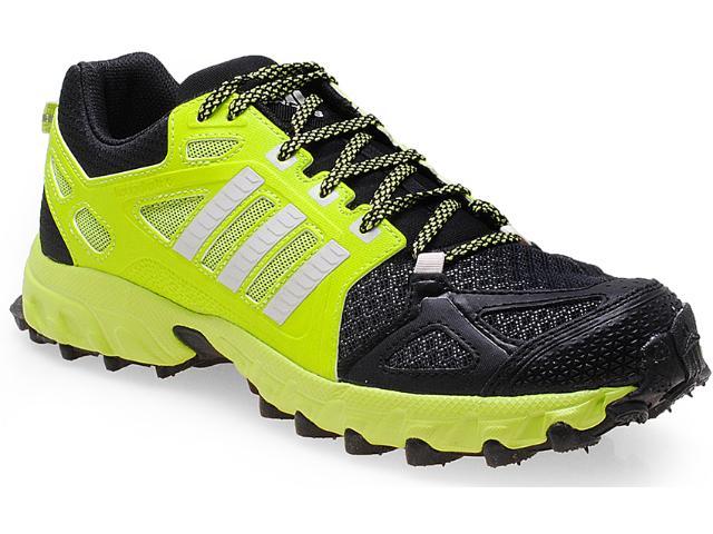 Tênis Feminino Adidas D66502 Kanadia 6 tr  Limão/preto