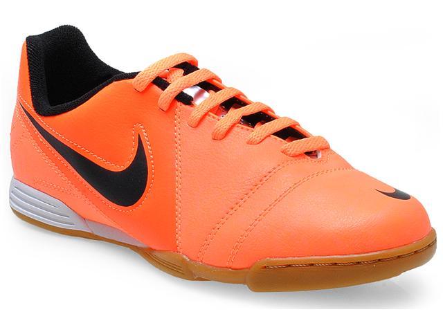 Tênis Masc Infantil Nike 525174-800 jr Ctr 360 Enganche Iii ic Laranja Neon