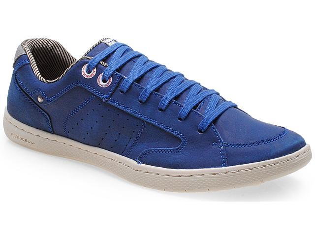 Sapatênis Masculino Ferricelli Et18410 Azul Bic